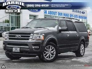 2015 Ford Expedition MAX 4DR 4WD LIMITED