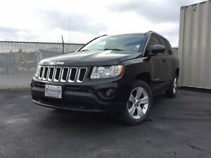 2013 Jeep Compass NORTH w/4X4/ALLOYS/KEYLESS ENTRY/LOADED