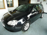 Volkswagen Golf 1.6 FSI ( 115PS ) 2008MY Match