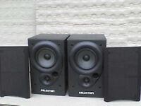75W KEF 12i Stereo Speakers - Heathrow