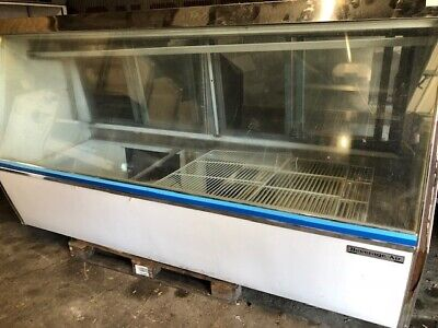 Beverage Air Glass Refrigerated Display Case Deli Cooler