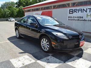 2012 Mazda Mazda6 GS-I4 4dr Sedan