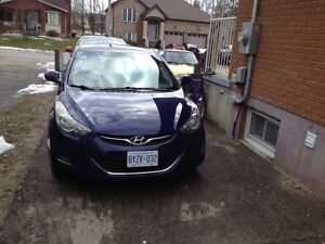 2011 Hyundai Elantra L Sedan Kitchener / Waterloo Kitchener Area image 2