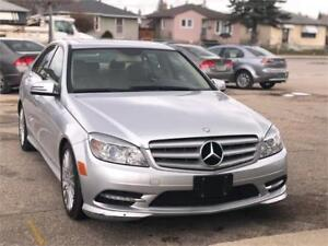 *SAFETIED* *CLEAN TITLE*  2011 Mercedes-Benz C250 4MATIC *AWD*