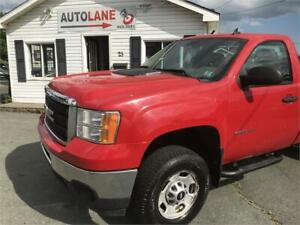 2011 GMC Sierra 2500HD WT Only $8995
