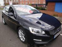 "14 VOLVO V60 2.0TD ( 181bhp ) ( s/s ) SE NAV D4 ESTATE """"TAX EXEMPT """""