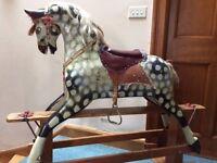 Rocking Horse - Vintage Collinsons