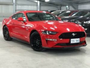 2018 Ford Mustang FN 2019MY GT Fastback RWD Red 6 Speed Manual Fastback Phillip Woden Valley Preview
