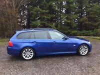2008 58 BMW 3 SERIES 2.0 318I SE TOURING 5D 141 BHP