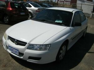 2005 Holden Commodore VZ Executive White 4 Speed Automatic Sedan Bedford Bayswater Area Preview