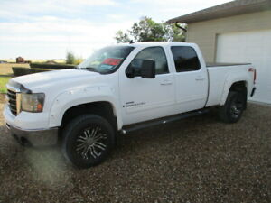 2007 GMC 2500 HD DURAMAX  Z71