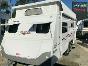 2015 Jayco Journey 17-55-9 2 AXLE Eden Bega Valley Preview