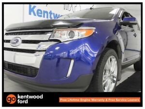 2014 Ford Edge Limited AWD, NAV, sunroof, heated leather seats,