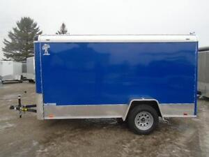 ELECTRIC BLUE - 6X12 ENCLOSED ATLAS - FULLY LOADED! London Ontario image 2