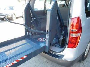 2008 Hyundai iMAX TQ-W Silver 5 Speed Manual Wagon Wangara Wanneroo Area Preview