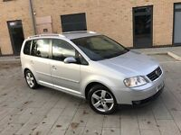 Volkswagen Touran 2.0 TDI *Sport*MPV 5dr (7 Seats),MPV,ONE OWNER,FULL SERVICE HISTORY,HPI,WARRANTY