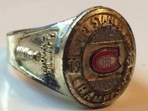 Bague Coupe Stanley