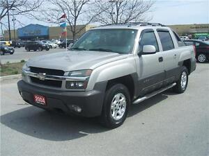 2004 Chevrolet Avalanche Z71 OFF ROAD
