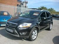 2012 Ford Kuga 2.0TD ( 162ps ) 4X4 Powershift Titanium X