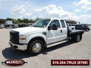 2008 Ford F-350 XL Ext Dually Flatbed