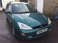 Ford Focus estate, starts and drives well, MOT until April 2017, car located in Gravesend Kent, any