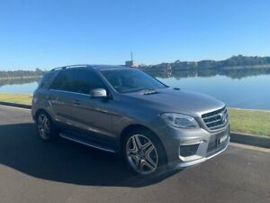 2012 MERCEDES-BENZ ML63 AMG Five Dock Canada Bay Area Preview