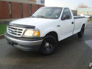 1999 FORD F-150 1/2 TON 8'BOX AUTO ''TAX INCLUDED''