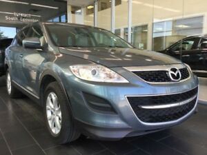 2011 Mazda CX-9 GS, HEATED LEATHER, AWD, ONE OWNER