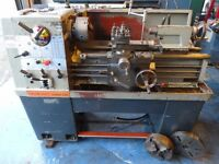 COLCHESTER STUDENT 1800 GAP BED CENTRE LATHE 25 INCH