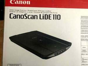 Canon canoScan LIDE 110 Scanner brand new in box $50/-OBO