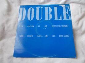 Vinyl 12in 45 The Captain Of Her Heart ( Full Version ) Double