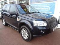 Land Rover Freelander 2 2.2Td4 4x4 2007 GS Full S/H P/X Swap