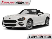 2017 Fiat 124 Spider Lusso Vancouver Greater Vancouver Area Preview