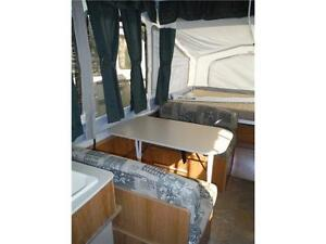 2009 Real Lite 801 8' Tent Trailer - Sleeps 5 - only 1539LBS!! Stratford Kitchener Area image 9