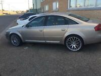 20in Audi rims and tires
