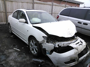 MAZDA3 (2004/2009/ FOR PARTS PARTS ONLY)