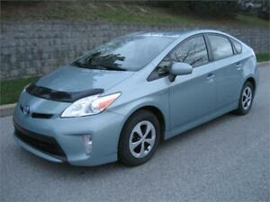 2012 TOYOTA PRIUS (AUTOMATIQUE, ULTRA-ÉCONOMIQUE, AIR, FULL!!!)