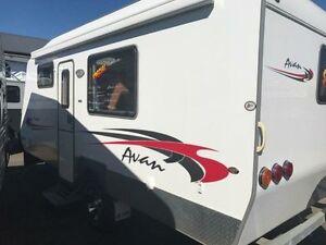 2014 `A`VAN FRANCES Caravan Unanderra Wollongong Area Preview
