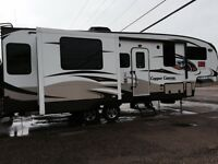 30ft Fifth Wheel Copper Canyon - Immaculate Condition