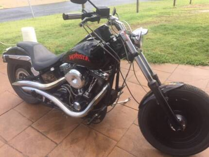 1993 Harley-Davidson Softail Custom 1340 (FXSTC)