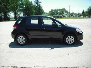 2011 Suzuki SX4 Hatchback, One Owner Manitoba Car