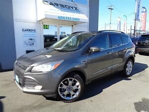 2014 Ford Escape SE 4WD, Nav, Leather, Sunroof