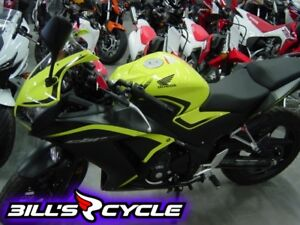 2016 HONDA On Road CBR 300 RAG   Abs Yellow