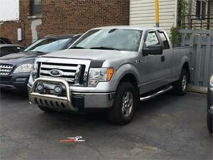2010 Ford F-150 XLT SUPER CAB 145' CERTIFIED AUTO