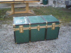 Extra Large Steamer Trunk