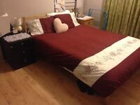 Double bedroom full furnished