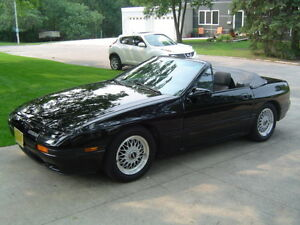 Mazda RX7 Convertible in excellent condition