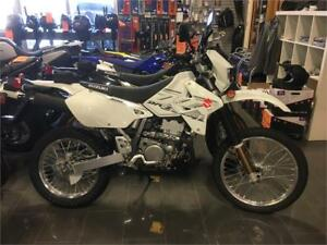 2018 Suzuki DRZ400s, $7299 and 60 month Warranty!