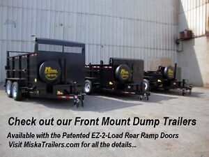 6 Ton Scissor Lift Dump Trailer - Great Value