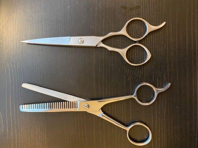 Professional Salon Hair Cutting+Thinning Scissors Barber She